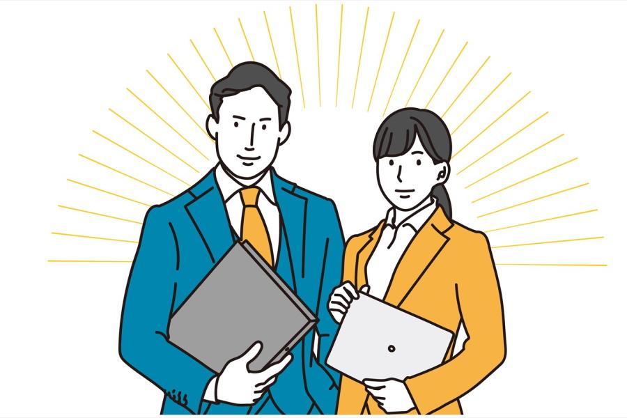 営業同行で新人が押さえるべきポイントは?同行営業のマナー5選