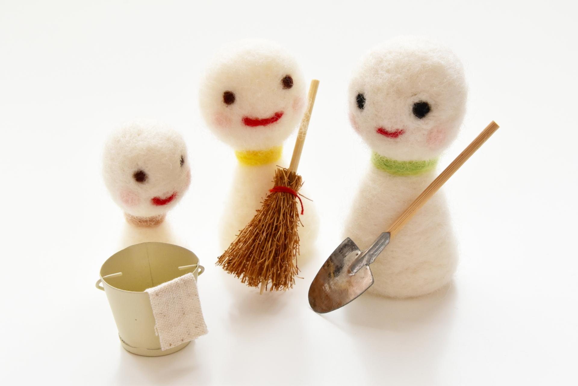 清掃バイト