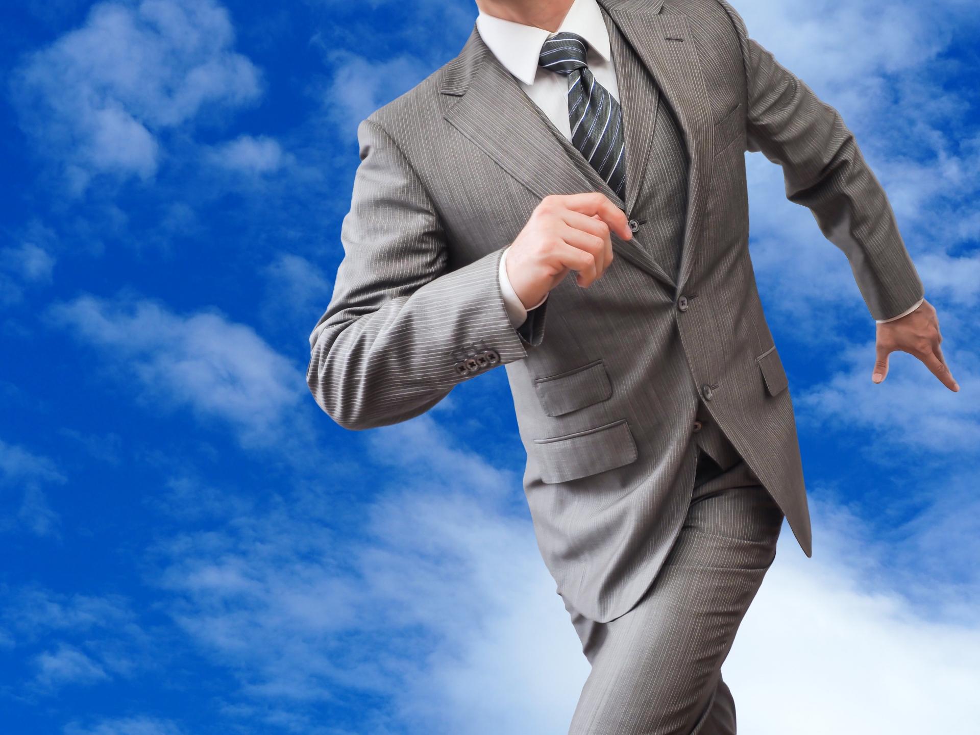 飛び込み営業の心得