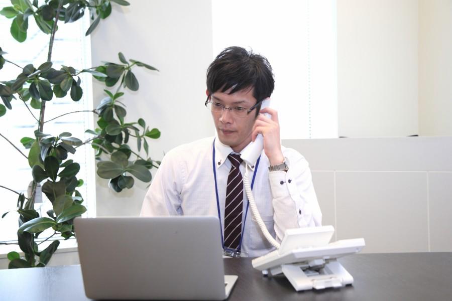 電話営業のコツを伝授